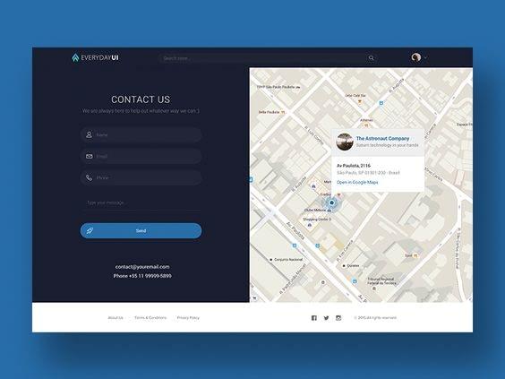 Small Business Website Design-footer