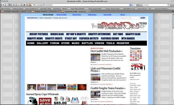 Mistakes In Website Design- Navigation bar