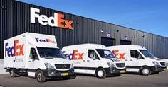 E-Commerce Website Design FedEx