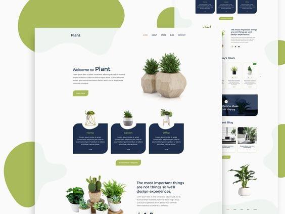 Attractive E-Commerce Website Design